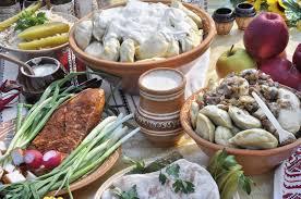 Types of Ukrainian Foods